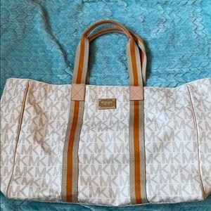 Huge MK travel bag